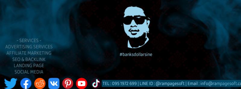 banksdollarsine